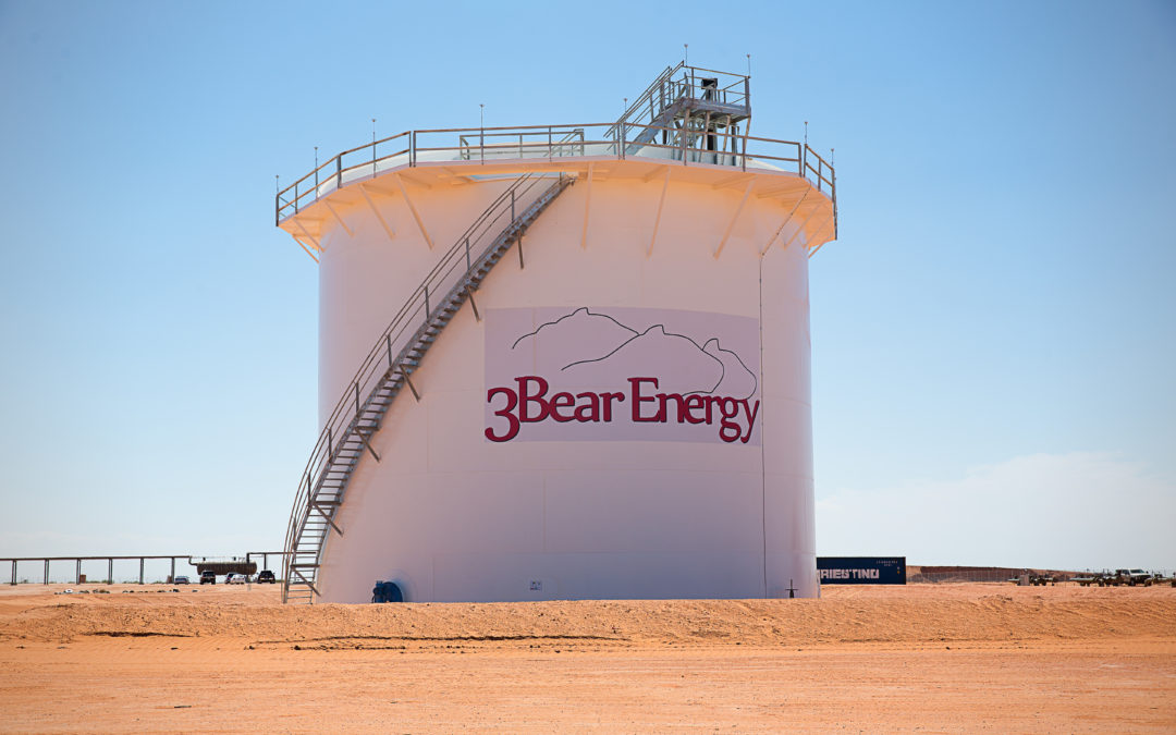 3Bear Announces Northern Delaware Basin Gathering System Expansion
